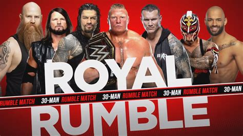 WWE Royal Rumble 2020: Date, time, venue, how to watch