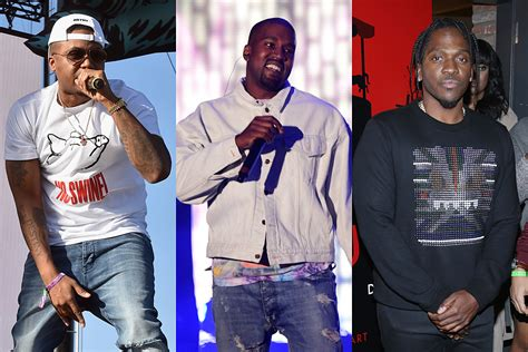 Kanye West, Nas, Pusha T and More Will Contribute to 'The