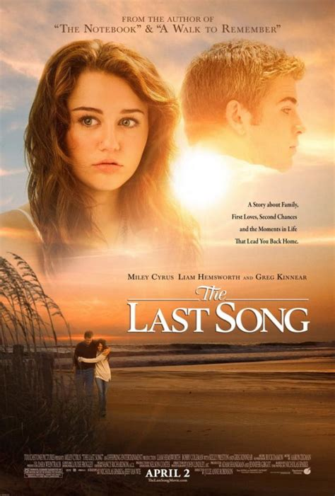 'The Last Song' Worldwide Release Dates | Your source for