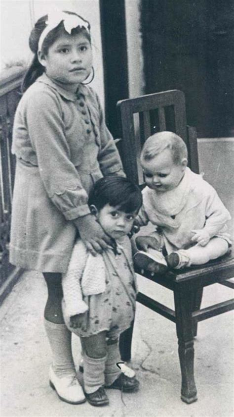 Lina Medina the youngest mother in history giving birth at