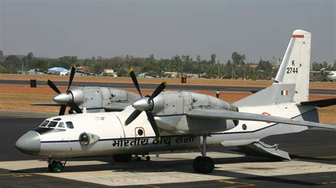 Indian Air Force AN-32 aircraft goes missing with 29