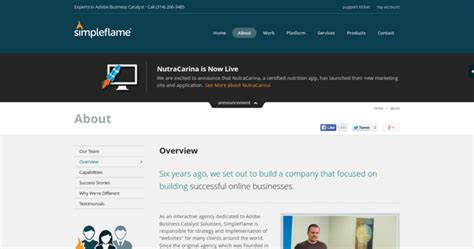 Simple Flame | Best eCommerce Web Design Firms