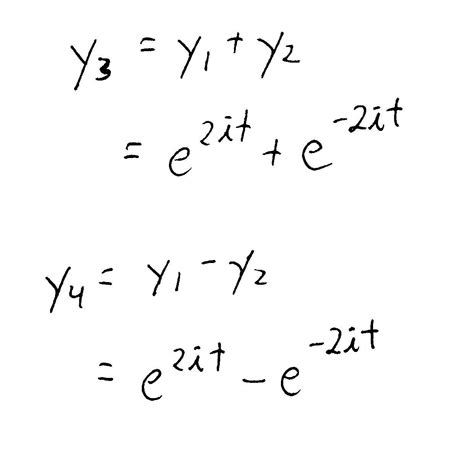 Solving a second-order, homogeneous differential equation