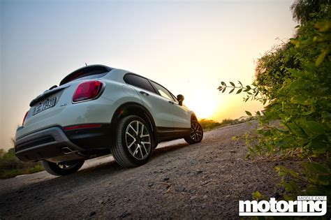 Fiat 500X Cross Plus video reviewMotoring Middle East: Car