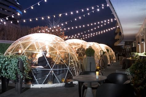 It's Igloo Time at the Watergate Hotel