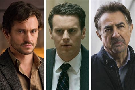 Mindhunter: Holden Ford and More Characters Based on John