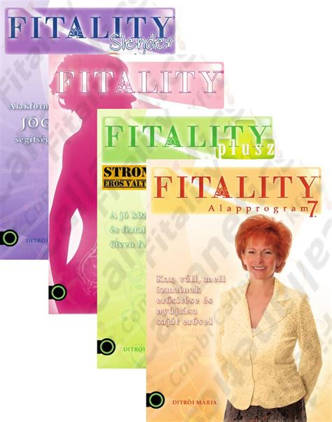 Fitality DVD csomag - Fitality-shop