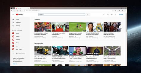 How to Enable the Old YouTube UI in Microsoft Edge (And
