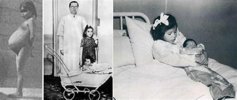 Lina Medina, 5 Years Old: The Youngest Mother in the World