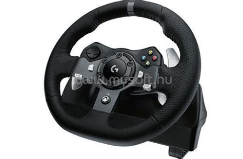 Logitech G920 Driving Force Kormány (Xbox One, PC) (941