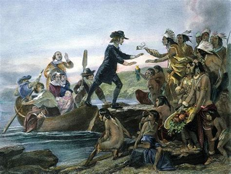 The Pilgrims: What The History Books Often Get Wrong   Off