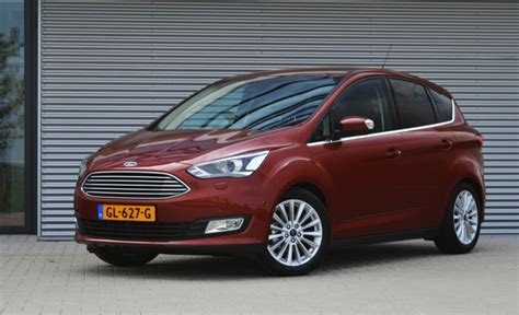 Test Ford C-MAX 1