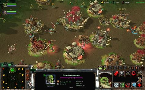 The 1st SC2 arcade game uses official WC3 assets!