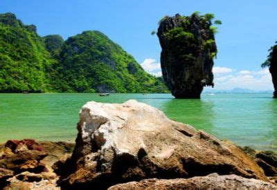 Southern THAILAND: Travel in Phang Nga Province