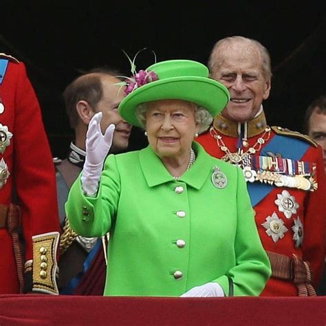 Women rush to buy neon clothes after the Queen chooses