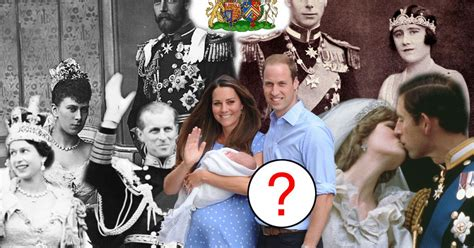 Kate Middleton: Royal family tree, how he/she would fit in