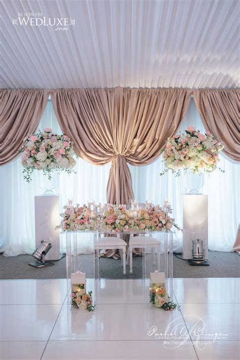 Beautiful Garden Tent Wedding At The Doctors House
